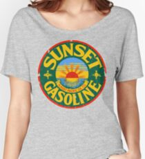 Sunset Gasoline Women's Relaxed Fit T-Shirt