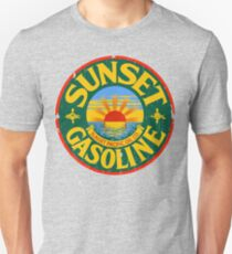 Sunset Gasoline Unisex T-Shirt