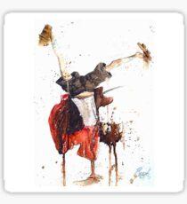 Mugen Sticker - Breakdance: Samurai Champloo Sticker