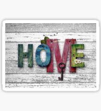 Gray Home Decore Sticker