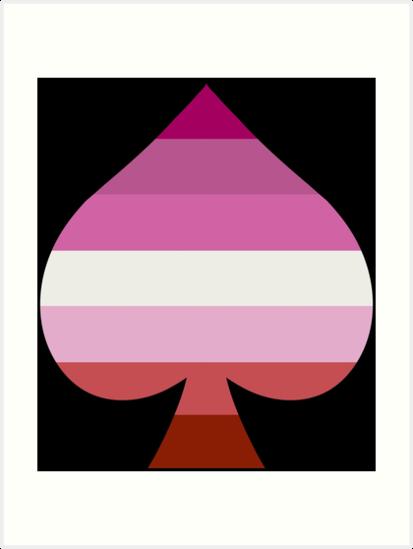 Spade - Lesbian by Draikinator