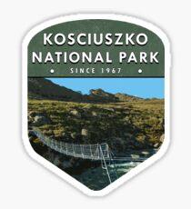 Kosciuszko National Park Sticker