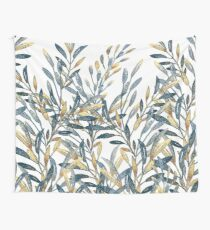 Leaves In Colors Wall Tapestry
