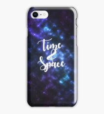 Space&Time - Galaxy1 iPhone Case/Skin