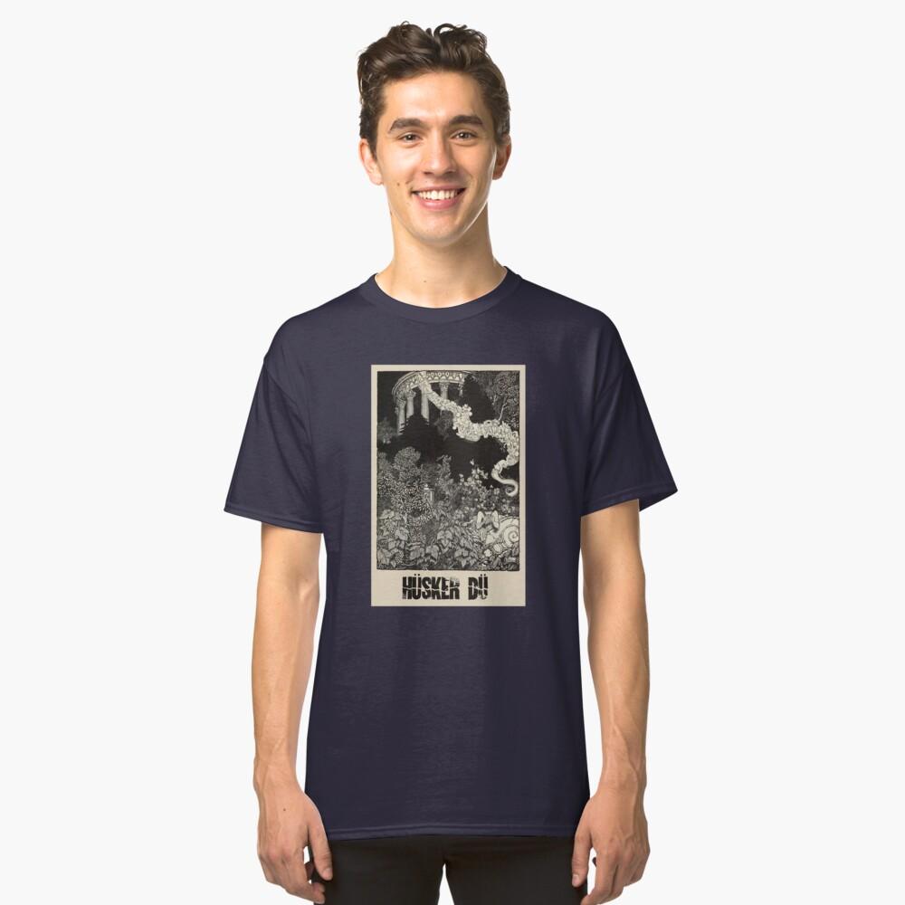 indie T Shirt all sizes new wave HUSKER DU punk rock
