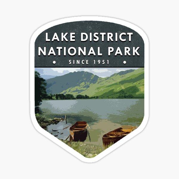 Lake District National Park Sticker