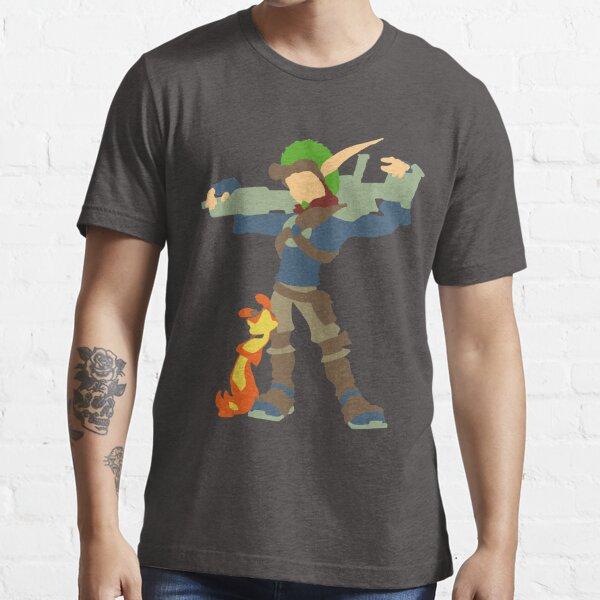 Jak and Daxter - Minimalist Essential T-Shirt