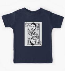 WILDE KARTE Kinder T-Shirt
