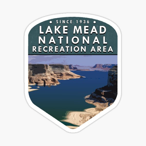 Lake Mead National Recreation Area Sticker