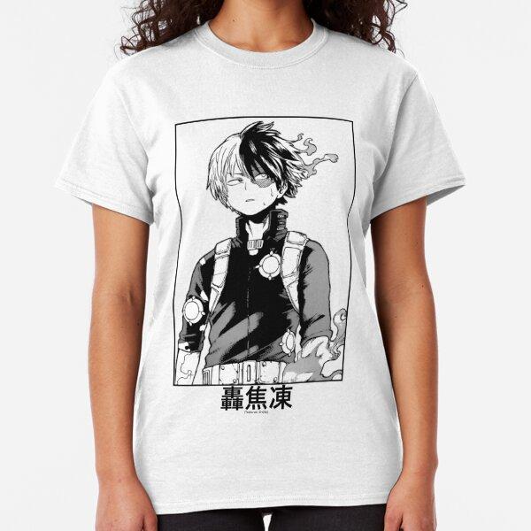Todoroki Shōto Classic T-Shirt
