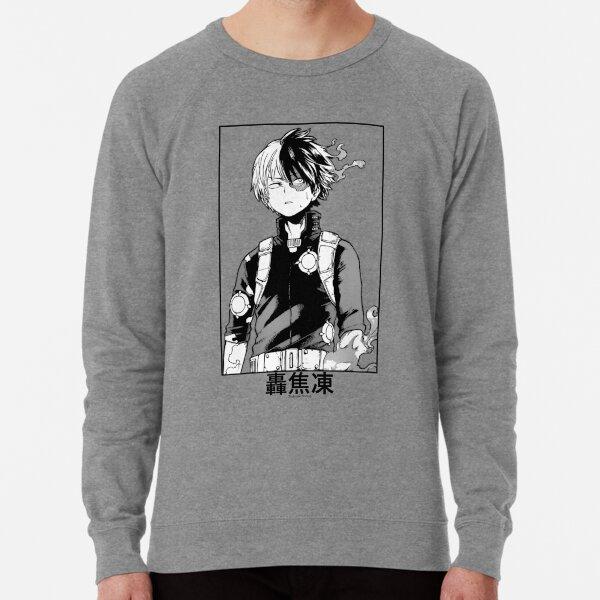Todoroki Shōto Leichter Pullover