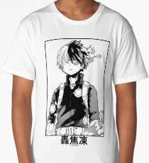 Todoroki Shōto Long T-Shirt