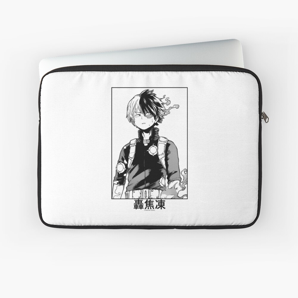 Todoroki Shōto Laptop Sleeve