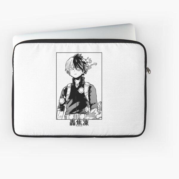 Todoroki Shōto Laptop Sleeve