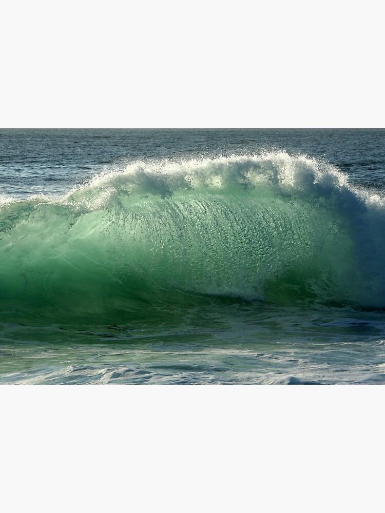Backlit Wave by theoddshot