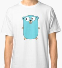 Golang Gopher - The Go Programming Language Classic T-Shirt
