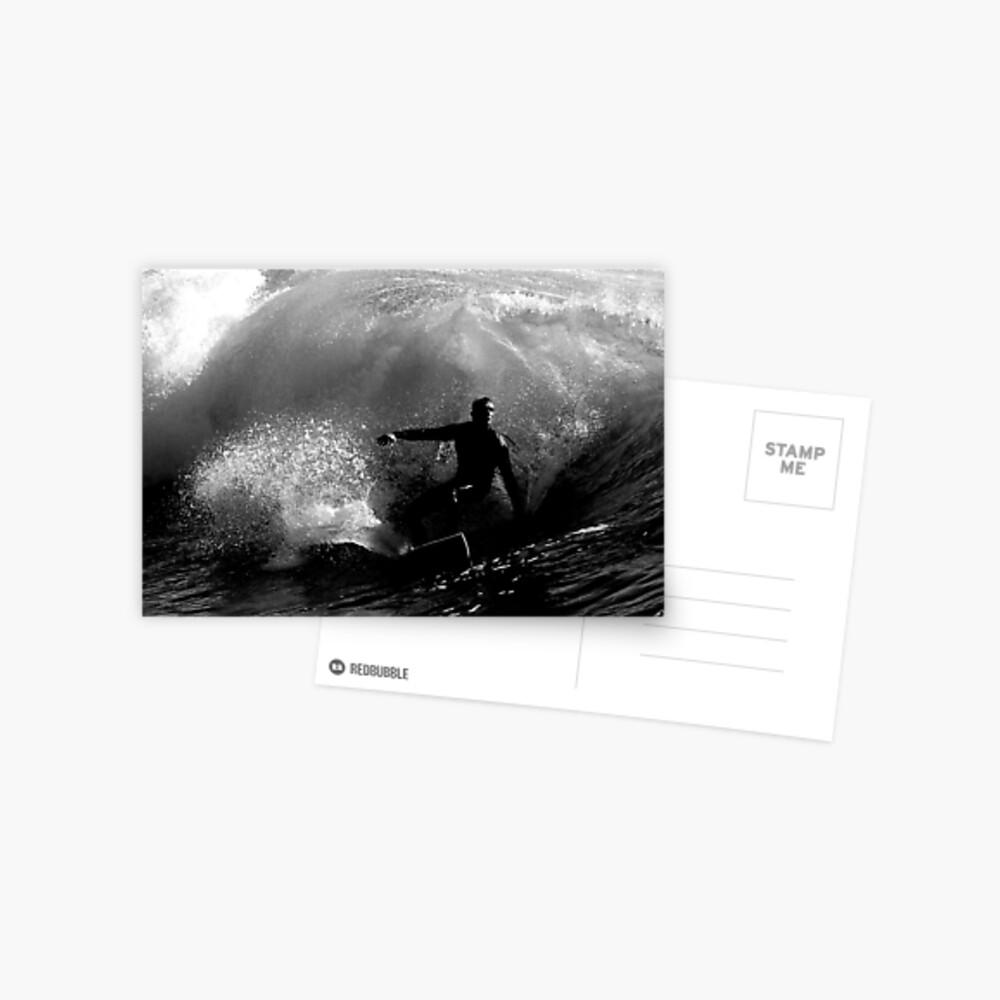 Dawn Surfer #2 Postcard