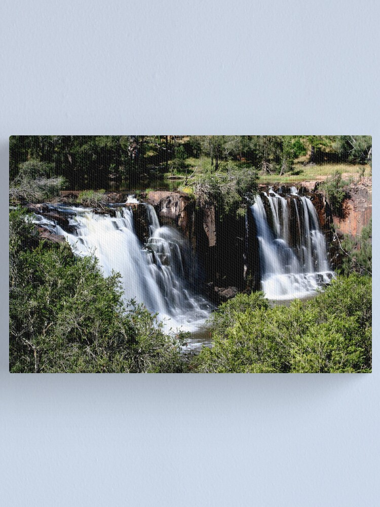 Alternate view of Tooloom Falls Canvas Print