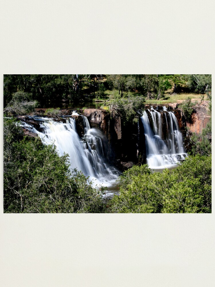 Alternate view of Tooloom Falls Photographic Print