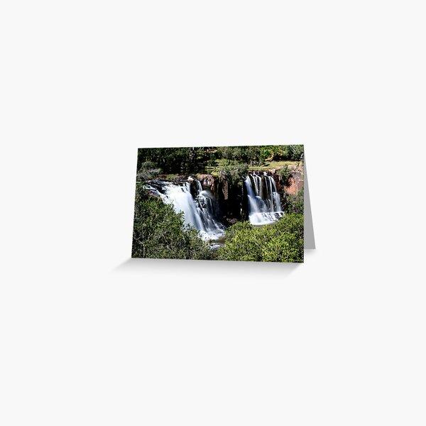 Tooloom Falls Greeting Card