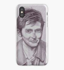 David Tennant  tenth Doctor iPhone Case/Skin