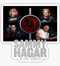 Sammy Hagar And The Circle Tour 2017 Sticker