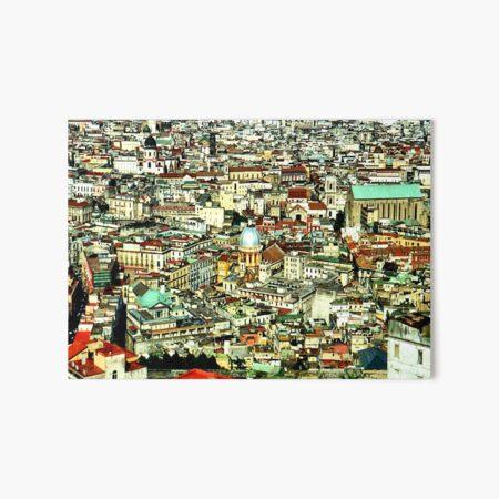Naples Art Board Print