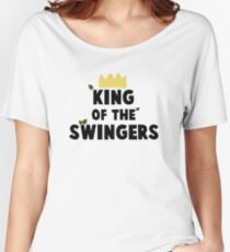 King of the Swingers Women's Relaxed Fit T-Shirt