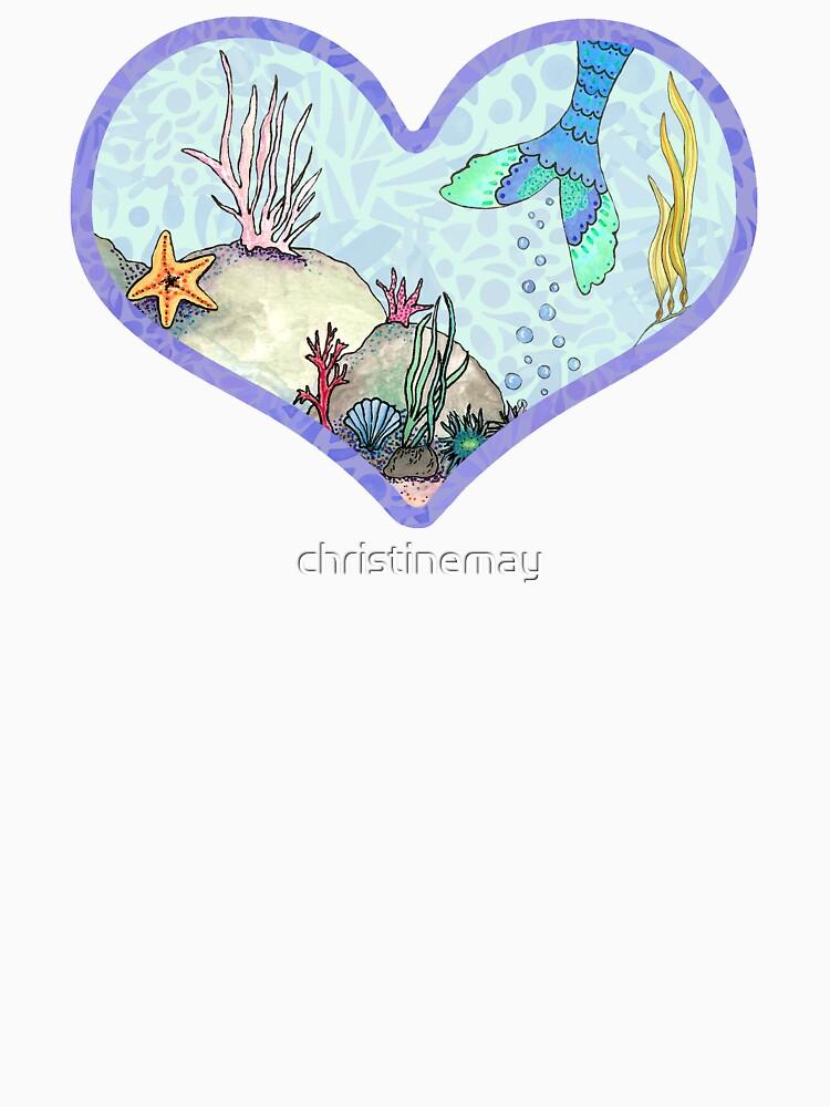 Mermaid Love  by christinemay