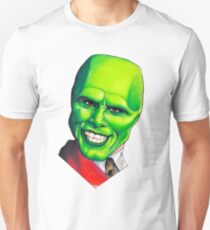 the mask face T-Shirt