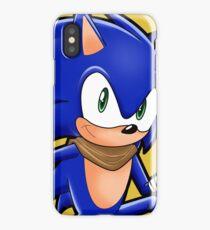 Sonic Boom Adventure iPhone Case/Skin