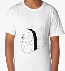 Kuma nigiri  Long T-Shirt