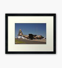 Avalon Airshow,Australia 2017-RSAF Hercules 31 Framed Print