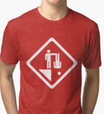 Bloop Tri-blend T-Shirt