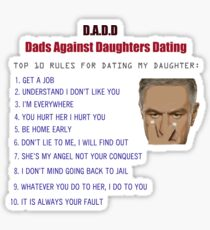 dating daughter rules