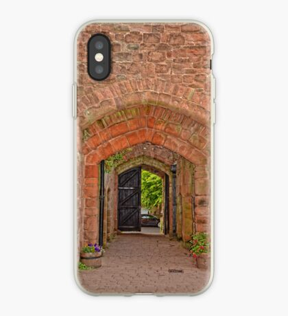 Castles, Abbeys and Towers of Wales 3 iPhone Case
