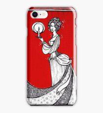 Mademoiselle Daae iPhone Case/Skin