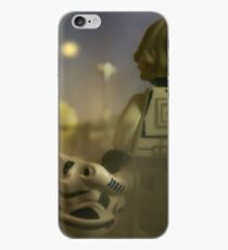 Stormtrooper Over Mos Eisley iPhone Case