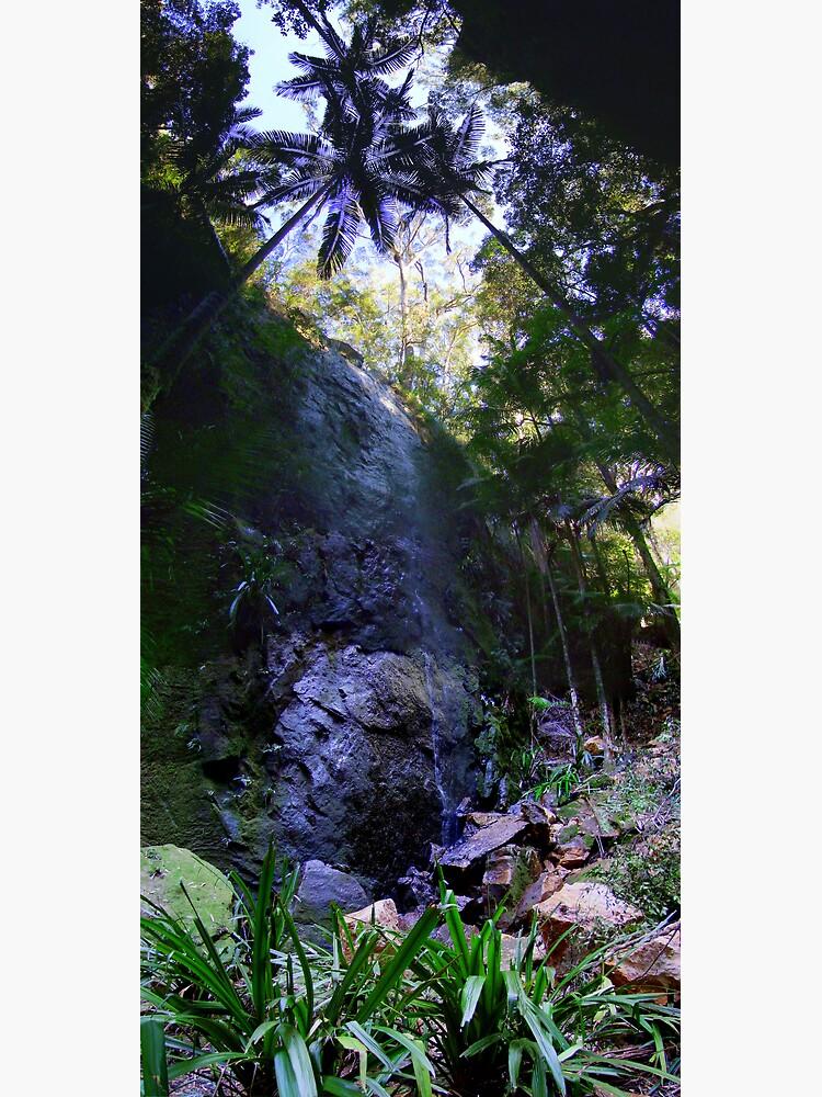 Secret Falls by theoddshot