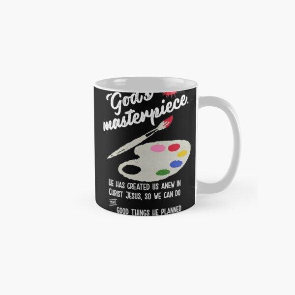 You are God's Masterpiece Classic Mug