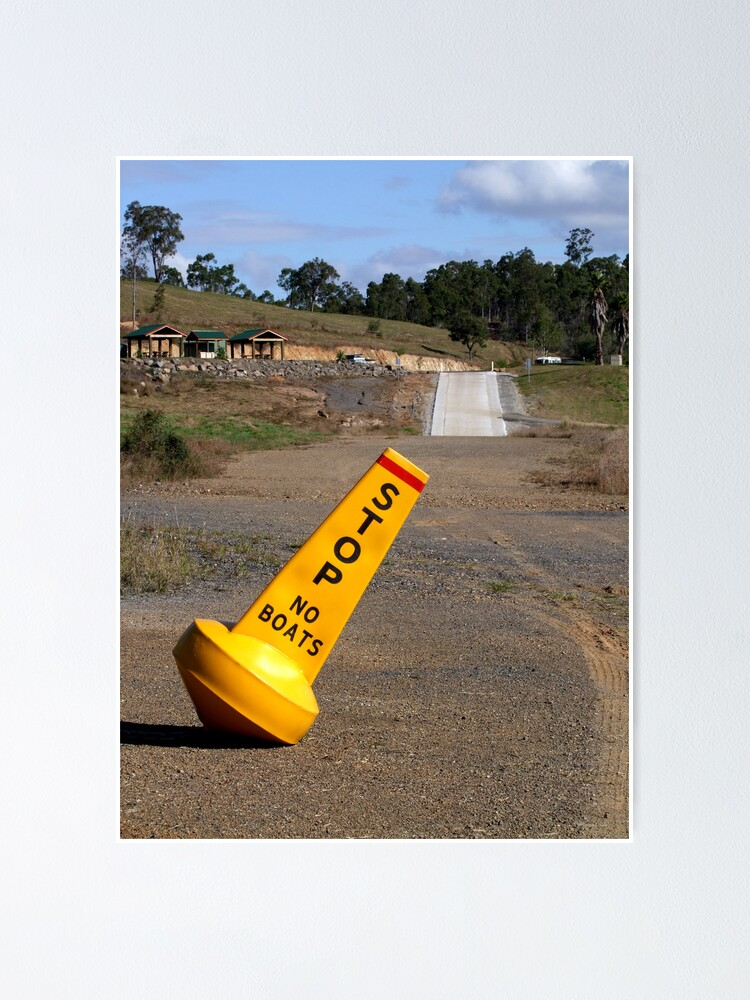 Alternate view of Dam Dry! Poster