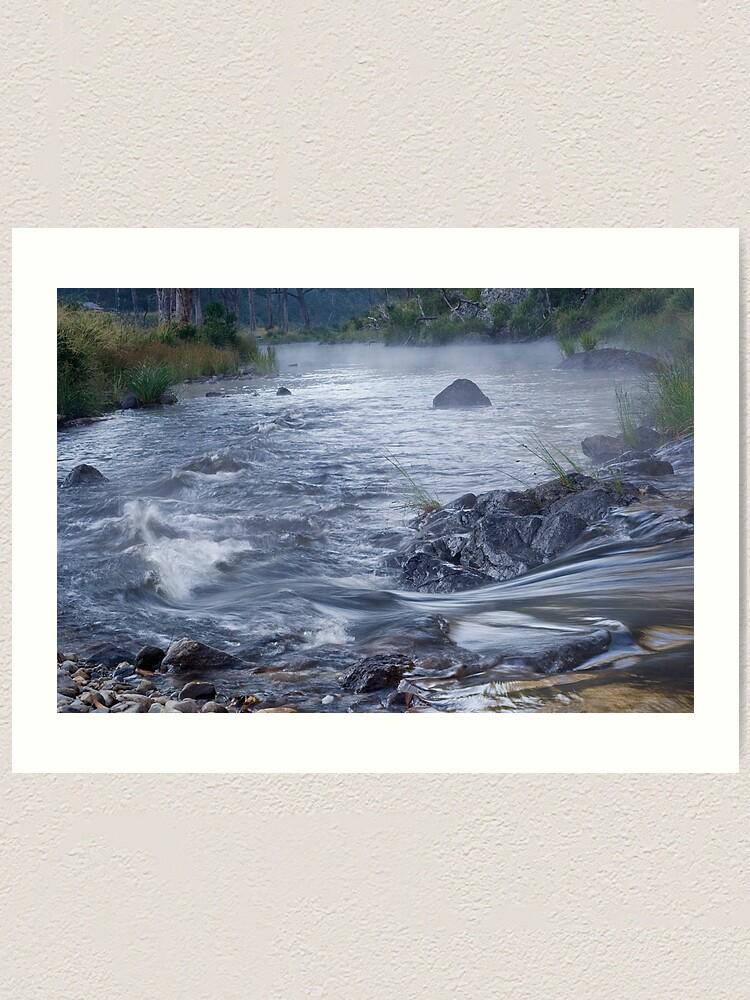 Alternate view of Styx River, NSW Art Print