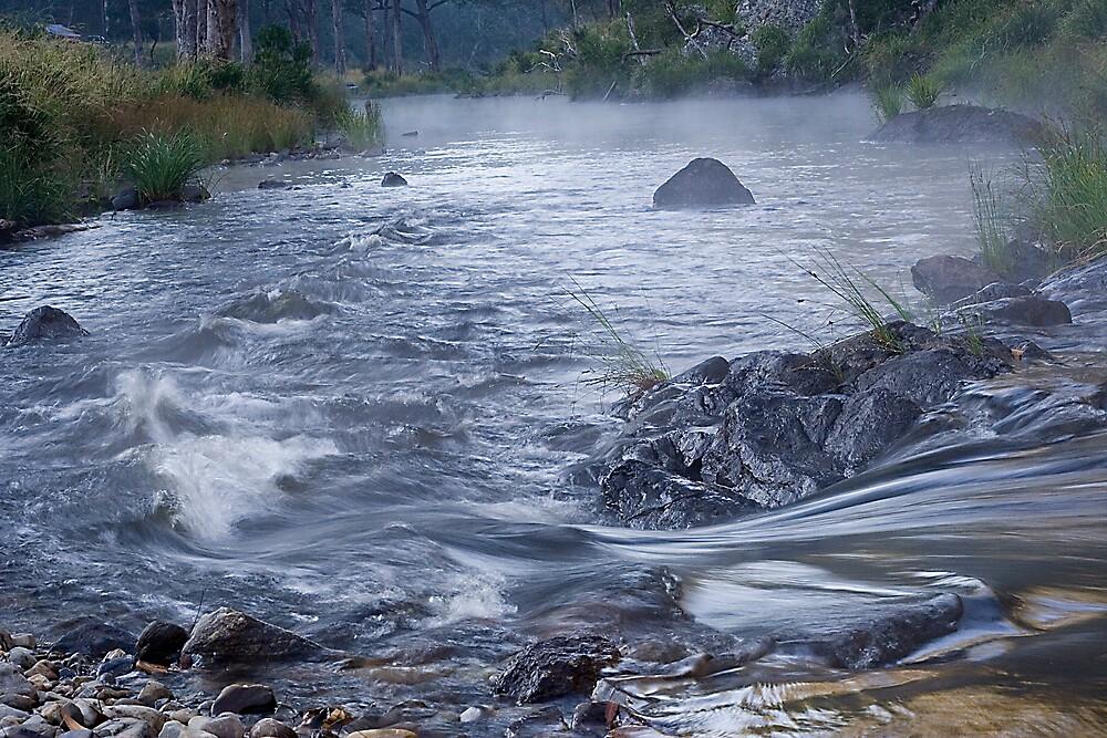 Styx River, NSW by Trevor Farrell