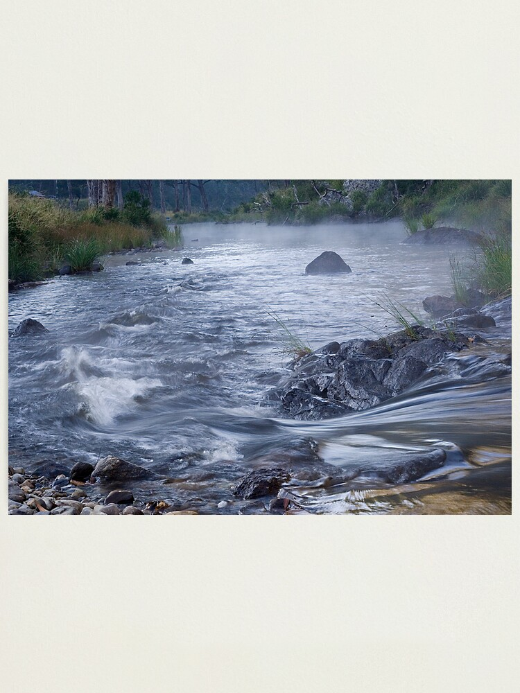 Alternate view of Styx River, NSW Photographic Print