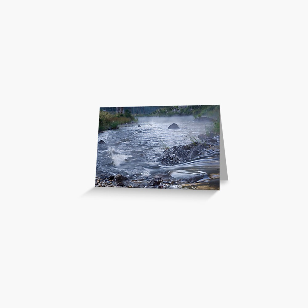Styx River, NSW Greeting Card
