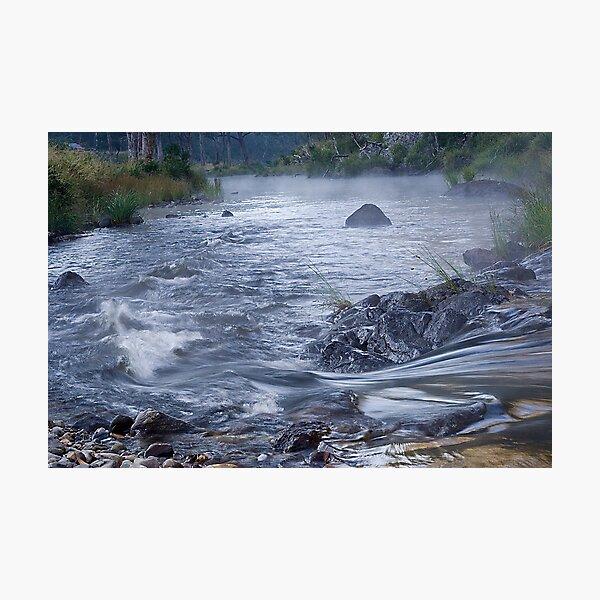 Styx River, NSW Photographic Print