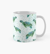 Sea Turtle Squad  Mug