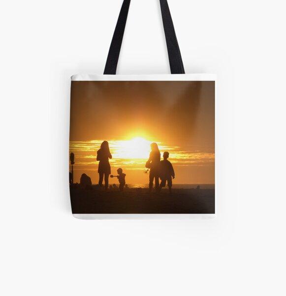Scheveningen 3 All Over Print Tote Bag