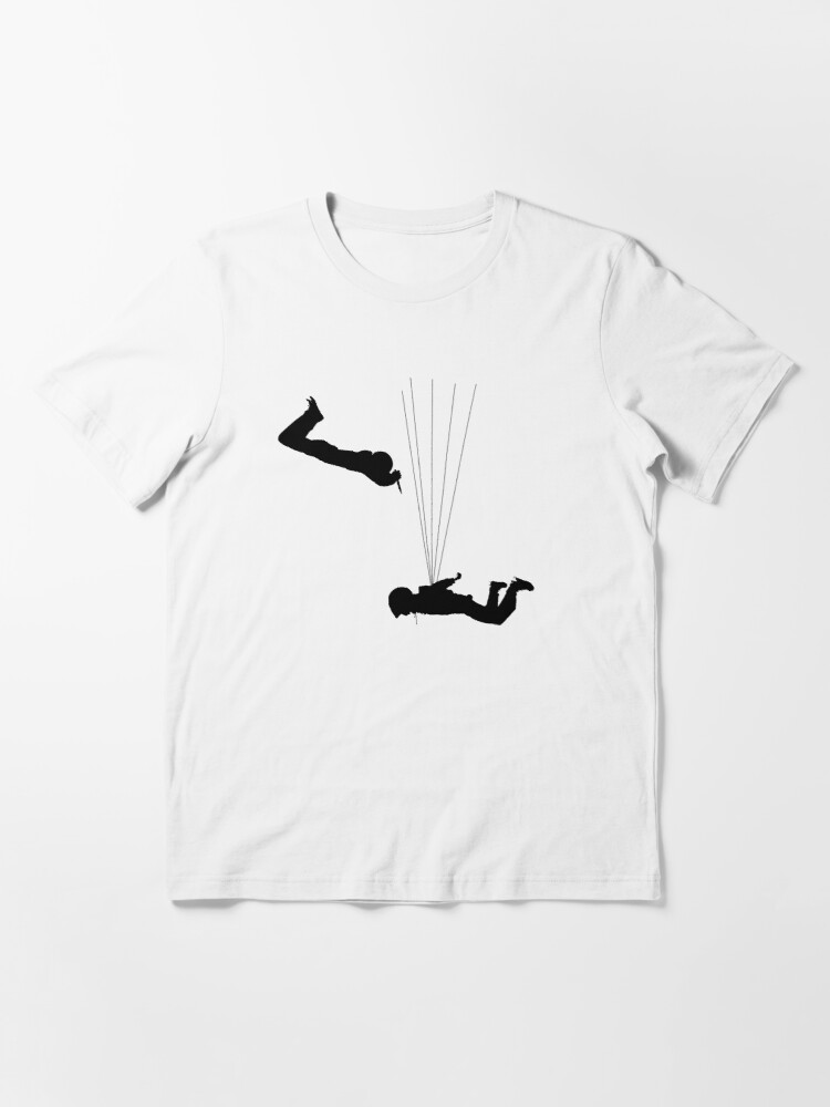 Alternate view of Air Ninja Assassin Essential T-Shirt