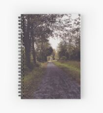 Erie Canal Trail Spiral Notebook